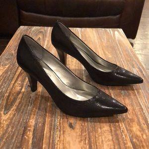 NWT Anne Klein iflex black heels